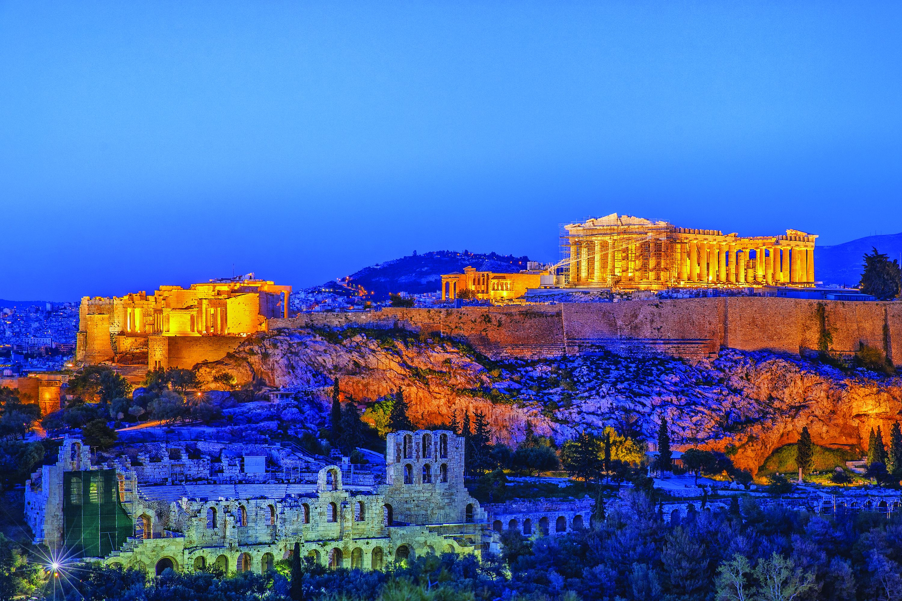 Tour   Exploring Greece and Its Islands featuring Classical Greece ...